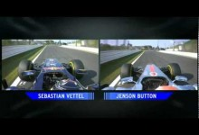 Vettel vs Button