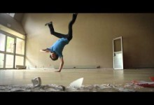 Ranny breakdance