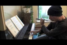 Greg Pattillo - Piano, flauta, beatbox