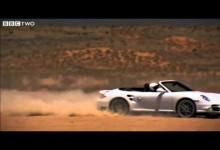 "Porsche 911 Turbo S vs. gravitacia (VW ""Chrobak"")"