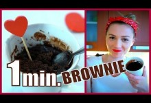 Brownie do hrnceka