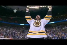 Zdeno Chara a Stanley cup